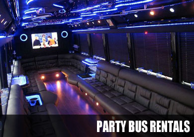 Winston Salem Party Buses