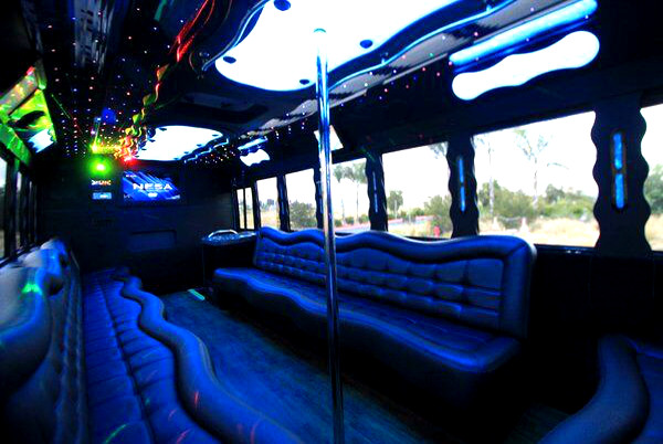 Party Bus For 40 People Winston-Salem