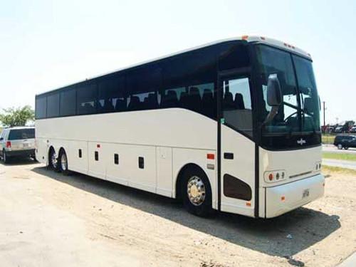 Salem-Winston 56 Passenger Charter Bus